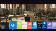 Samsung JU7500 Smart TV Picture