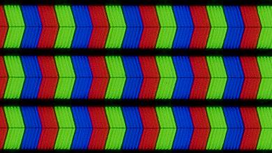 LG LJ5500 Pixels Picture