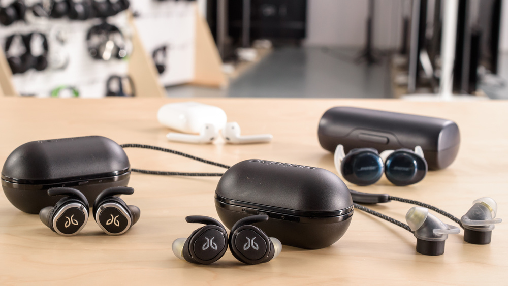 Jaybird Run XT Truly Wireless Compare Picture
