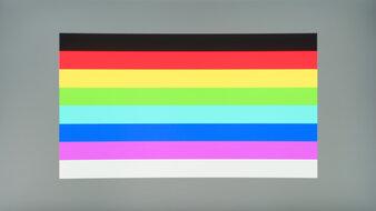 MSI Optix G27C4 Color Bleed Horizontal