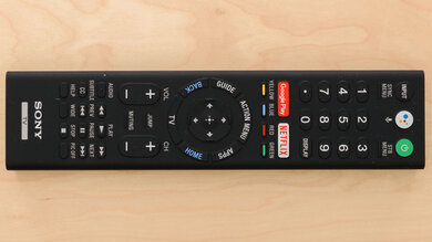 Sony A9F OLED Remote Picture