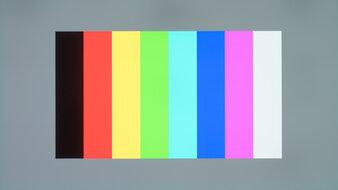 Gigabyte AORUS FO48U OLED Color Bleed Vertical