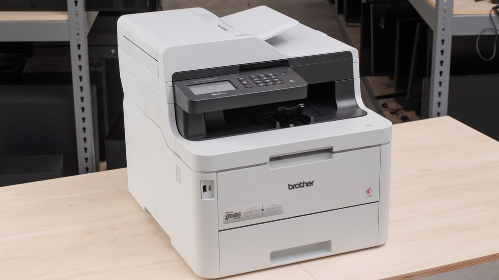 Brother MFC-L3770CDW Laser Picture