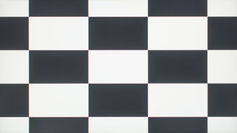 LG 27GN950-B Checkerboard Picture