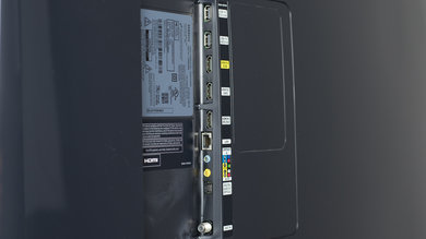 Samsung K6250 Side Inputs Picture