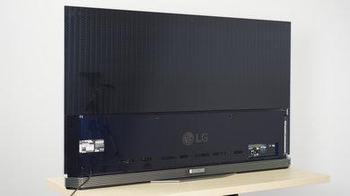 LG E6 Back Picture