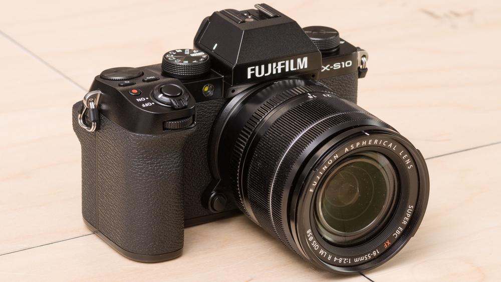 Fujifilm X-S10 Picture
