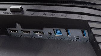 Dell S2721DGF Inputs 1