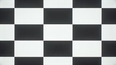 Samsung MU6300 Checkerboard Picture