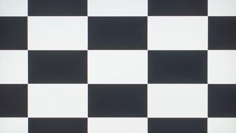 BenQ EX2780Q Checkerboard Picture