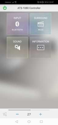 Yamaha YAS-108/ATS-1080 App image