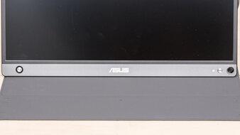 ASUS ZenScreen Go MB16AHP Controls Picture