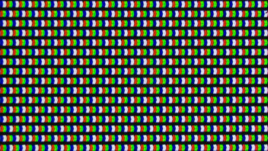 LG UH6500 Pixels Picture