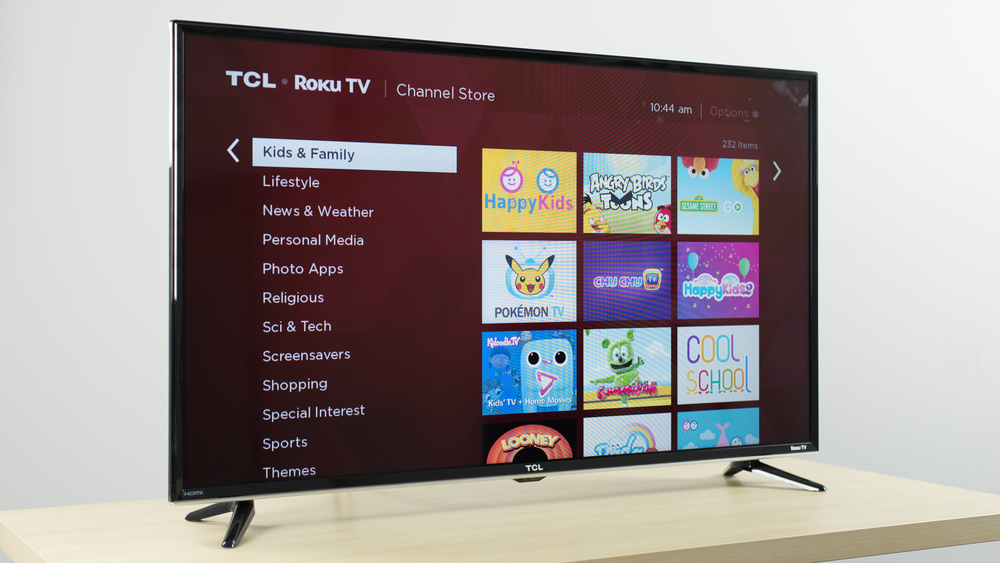 TCL FS3800 Design Picture