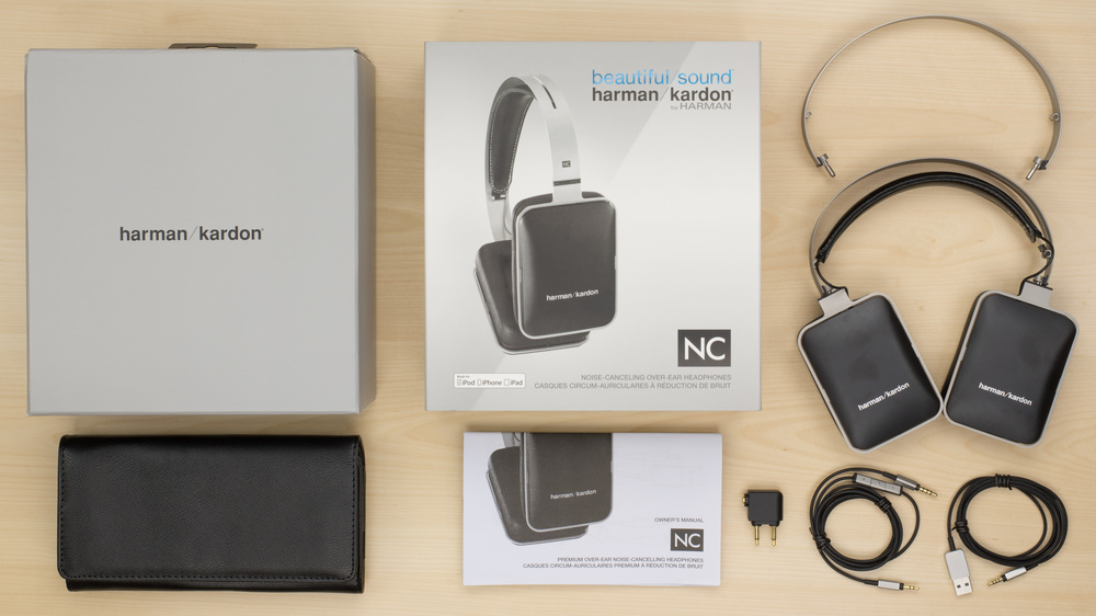 Harman/Kardon NC In the box Picture
