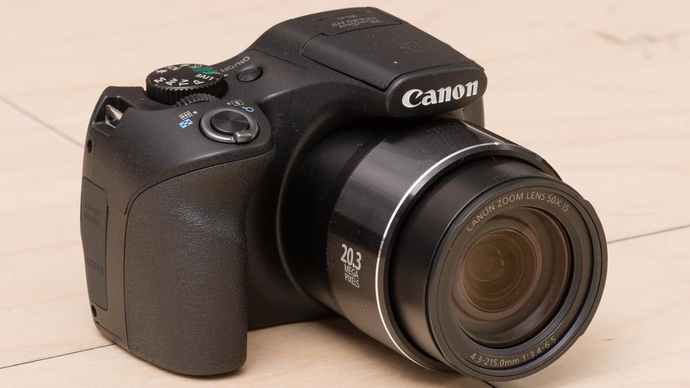 Canon PowerShot SX540 HS Picture