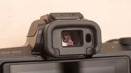 Canon EOS M50 EVF Menu Picture