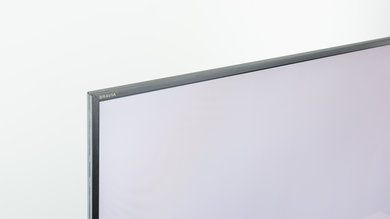 Sony X800D Borders Picture