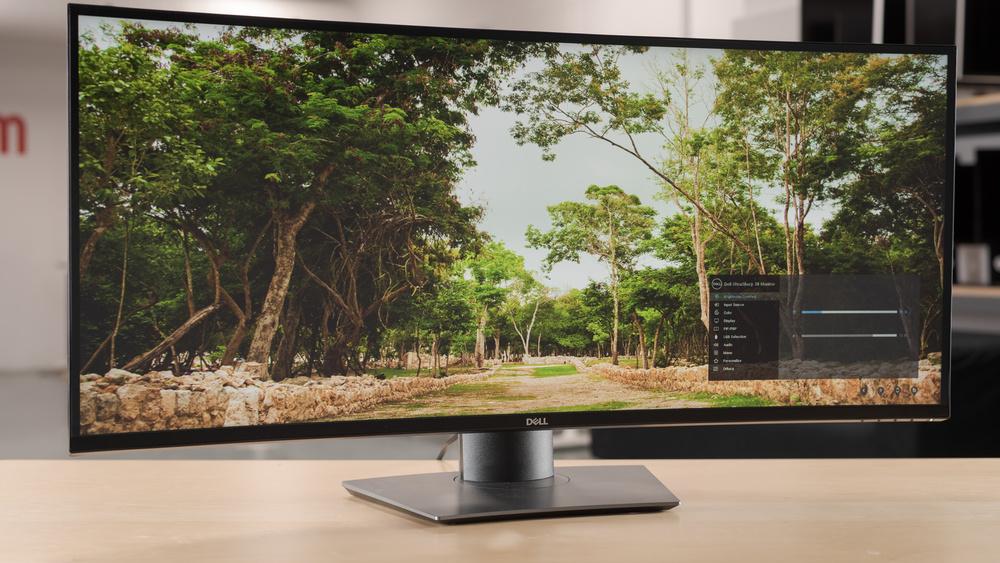 Dell U3818DW Design Picture