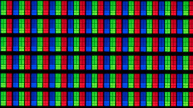 Sony X900E Pixels Picture