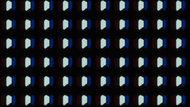 LG B9 OLED Pixels Picture