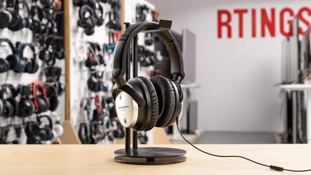 Audio-Technica ATH-ANC7B SVIS Design Picture
