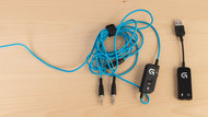 Logitech G430 Gaming Headset Cable Picture