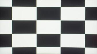 Dell S2721HGF Checkerboard Picture