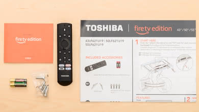 Toshiba Fire TV 2018 In The Box Picture
