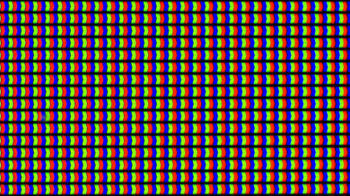 LG UF8500 Pixels Picture