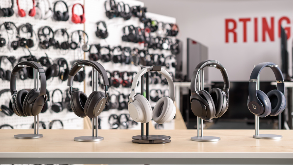 Microsoft Surface Headphones Compare Picture