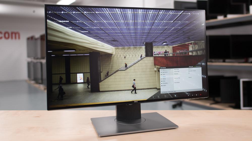 Dell U2717D Design Picture