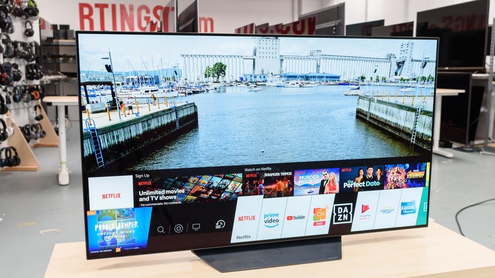 LG B9 OLED Review (OLED55B9, OLED65B9)