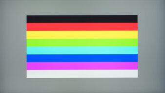 MSI Optix MAG273R Color Bleed Horizontal
