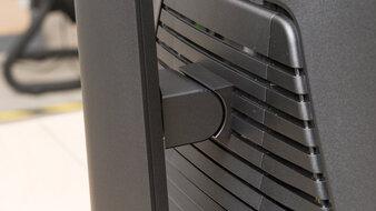 Dell S3222DGM Ergonomics Picture