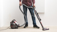 Dyson Cinetic Big Ball Animal Canister Design