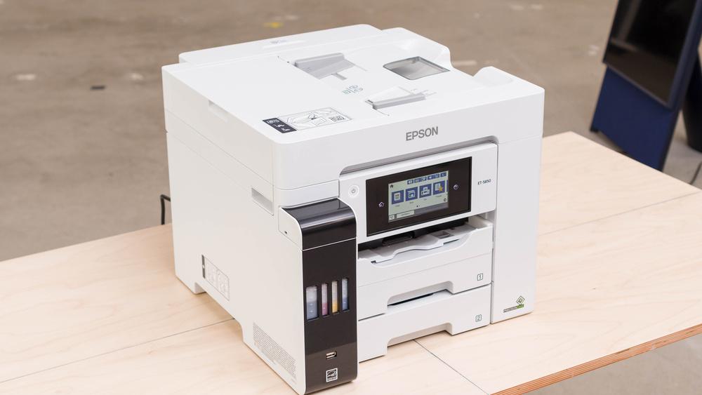 Epson EcoTank Pro ET-5850 Picture