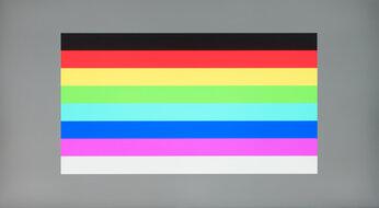 Gigabyte M28U Color Bleed Horizontal