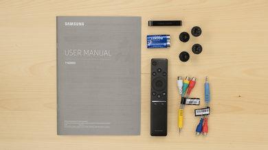 Samsung MU7600 In The Box Picture
