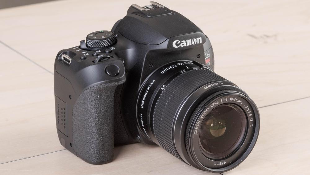 Canon EOS Rebel T8i Picture