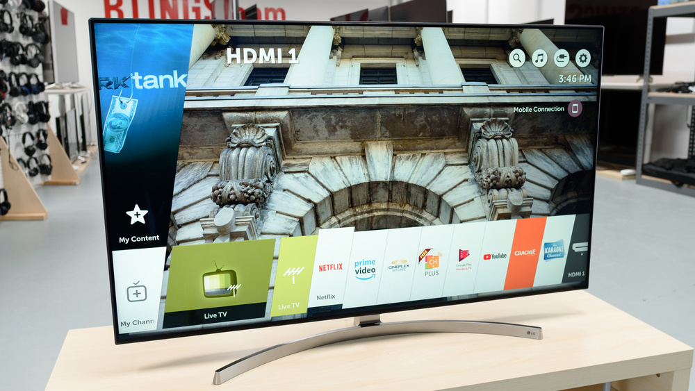 LG SK9000 Picture