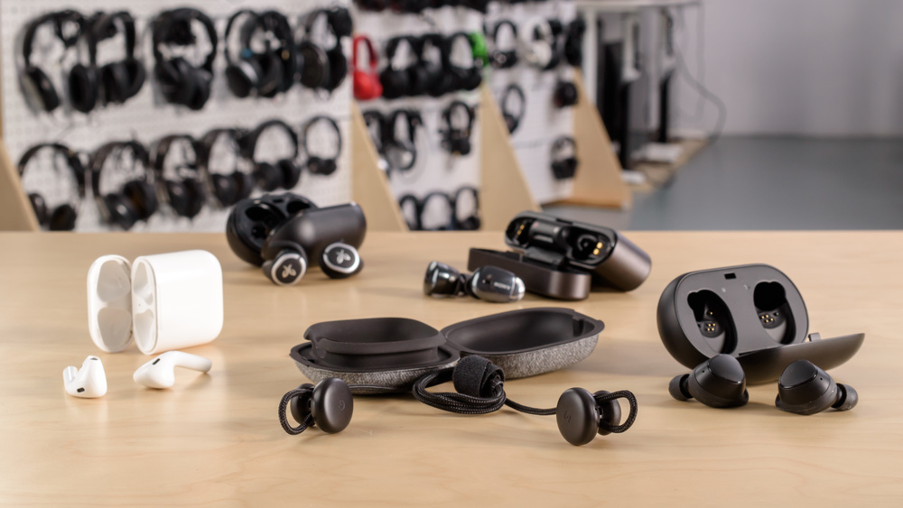 Google Pixel Buds Wireless Compare Picture