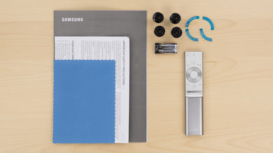 Samsung Q7F In The Box Picture
