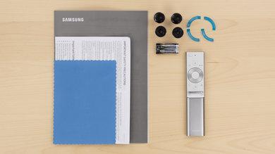Samsung Q7F In The Box Picture