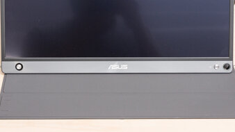 ASUS ZenScreen Touch MB16AMT Controls Picture