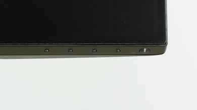 Dell U2717D Controls picture