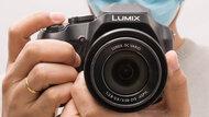 Panasonic LUMIX FZ80 Hand Grip Picture
