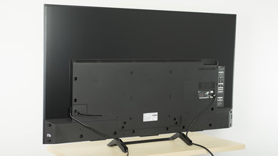Sony X850E Back Picture