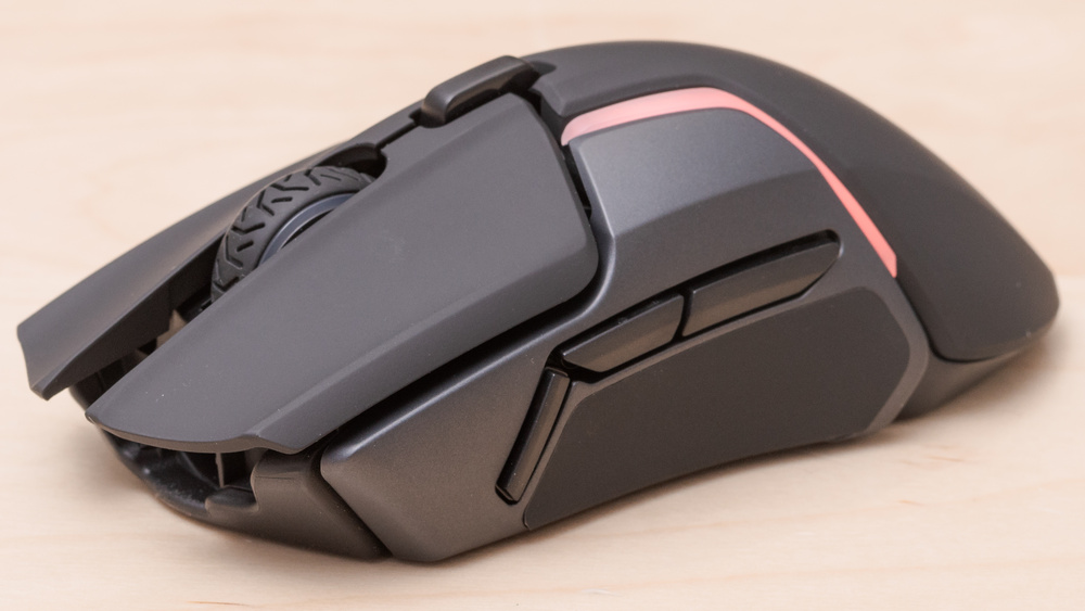 SteelSeries Rival 650 Picture
