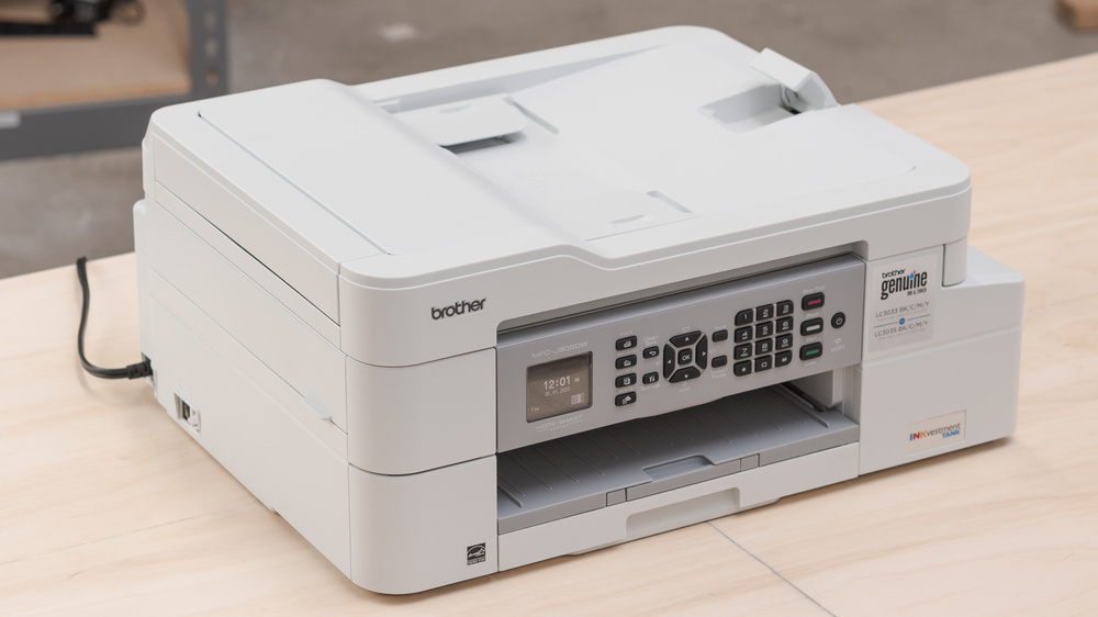 Brother MFC-J805DW INKvestment Tank Picture